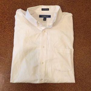 Other - Croft&barrow white button down men's shirt!